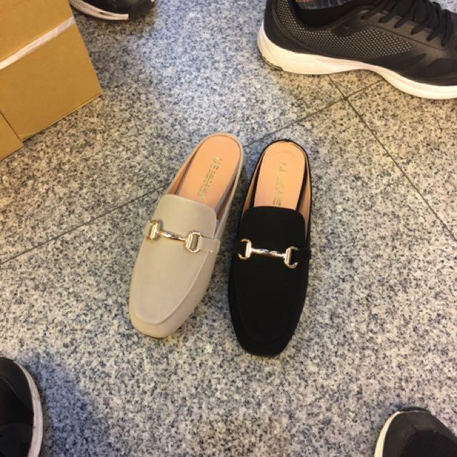 最新女款後空拖鞋 2色👍👍23.23/.24.24/.25 台灣製造💥💥 限量特價$390
