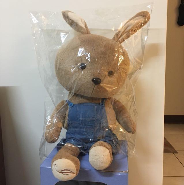 伊莎貝爾 第四代兔兔大玩偶(貝爾公爵)(代售)