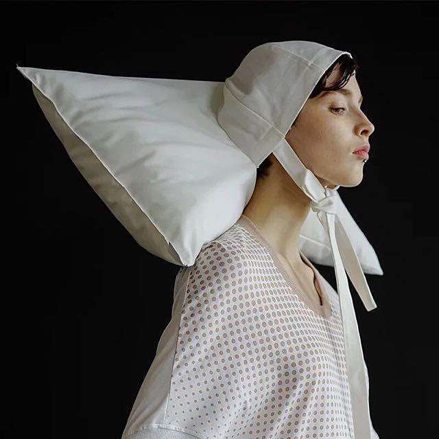 原創設計 瑞典個性枕頭造型帽 限量
