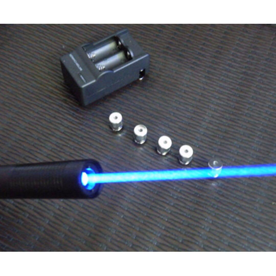 🔥 Blue Laser Pointer Burning Laser Burning Laser Bakar 5000mw  FREE POSTAGE