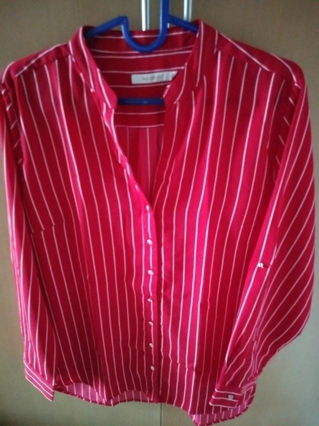 Accent blouse