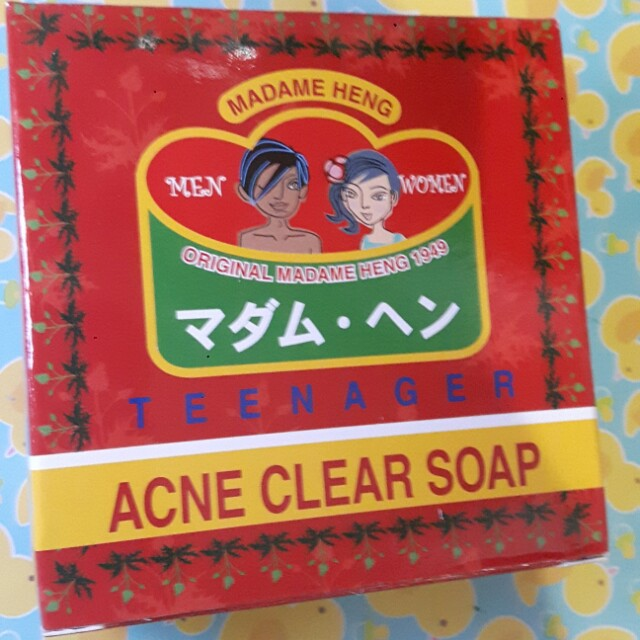 Acne Body Soap