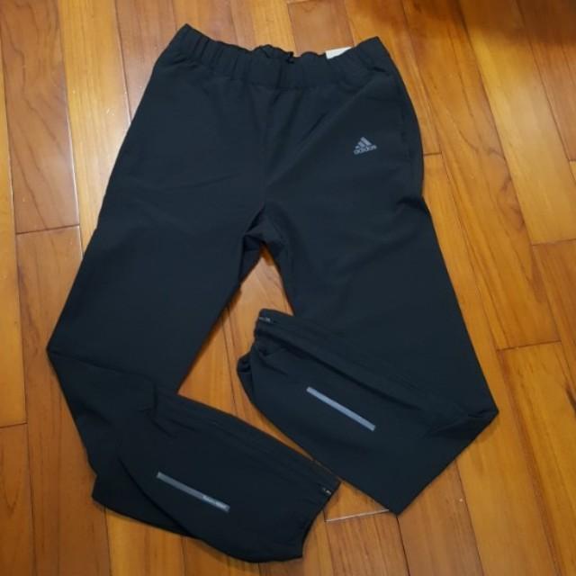 Adidas長褲(全新)跑步running款