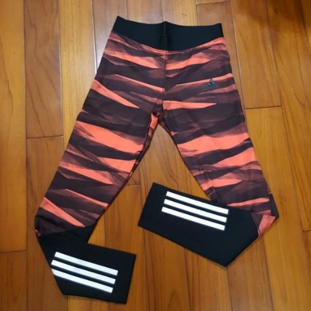 Adidas運動瑜伽褲(全新)