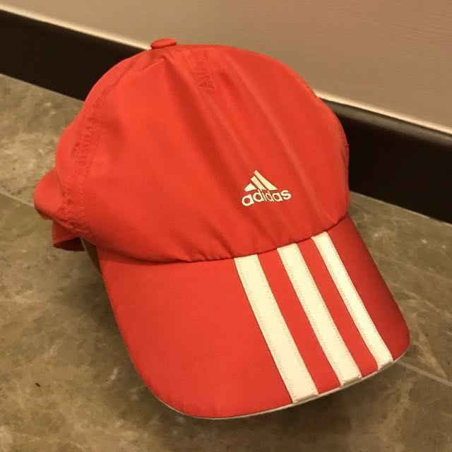 info for 437e1 686c5 Adidas Climacool Running Cap (Unisex) RED, Sports, Sports ...