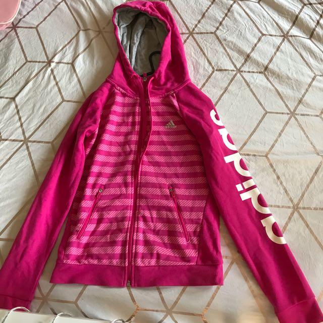 Adidas jacket. Size 10