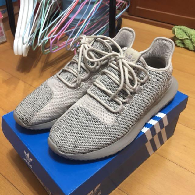 Adidas tubular shadow knit男鞋