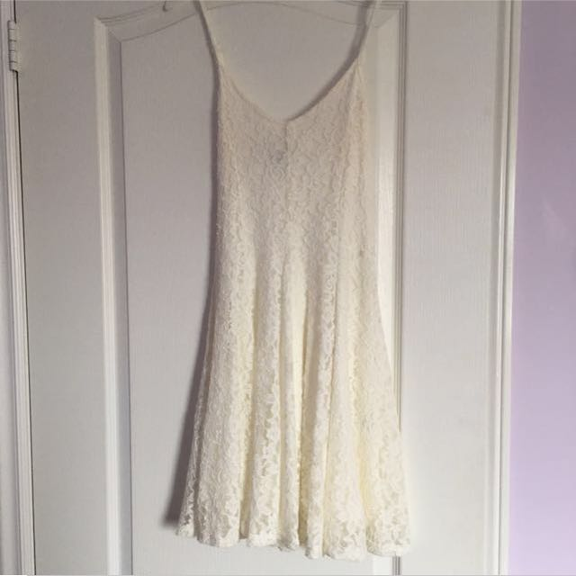AE one size lace dress