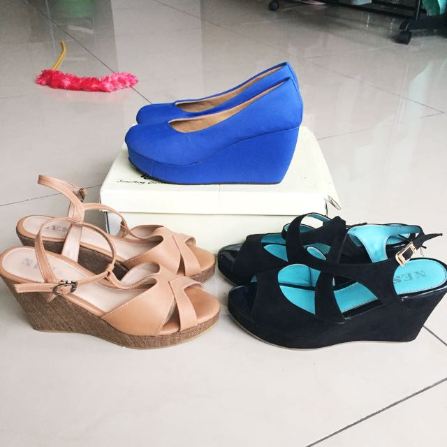 All 3 Wedges for RM80