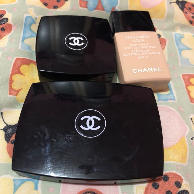 All chanel makeup ⭐️