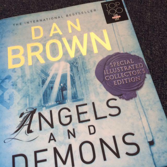 ANGELS AND DEMONS of DAN BROWN