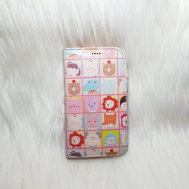 Animal Flip Case Samsung S4