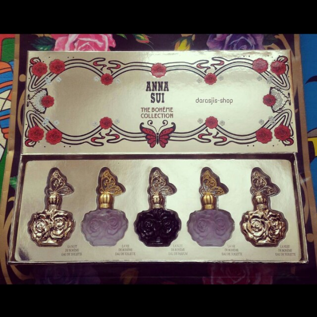 Anna sui the bohemian collection