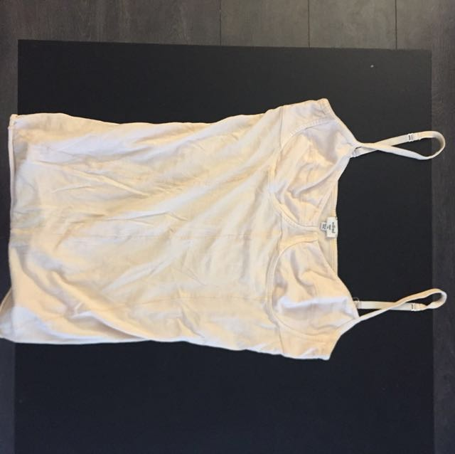 Aritzia Wilfred bustier tank top (small)