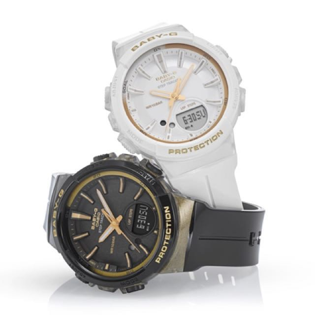 d4296d7b71e Authentic Brand New Casio Baby-G BGS-100GS-1A BGS-100GS-7A Step ...