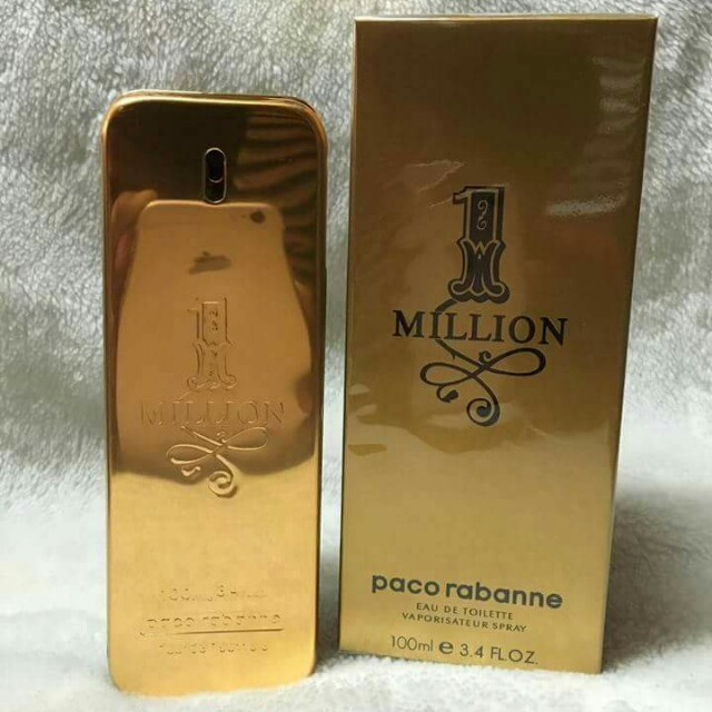 1 MILLION AUTHENTIC TESTERS PERFUME