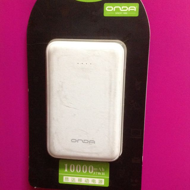 Authentic Onda Slim Power 10000mAh Powerbank