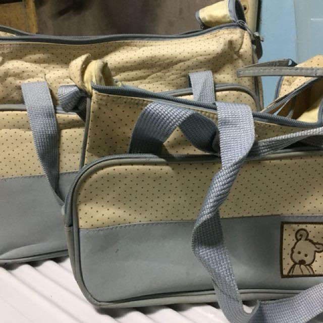 Baby bag (2pcs)