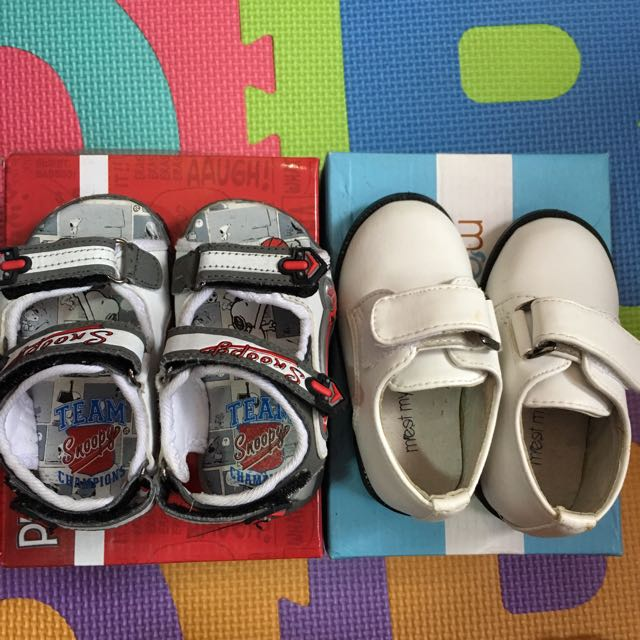 Baby shoes/snoopy/meetmyfeet