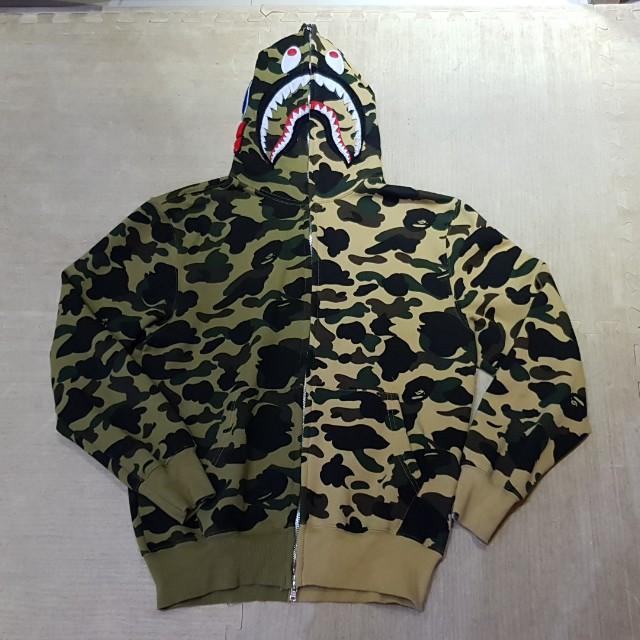 Bape wgm hoodie premium