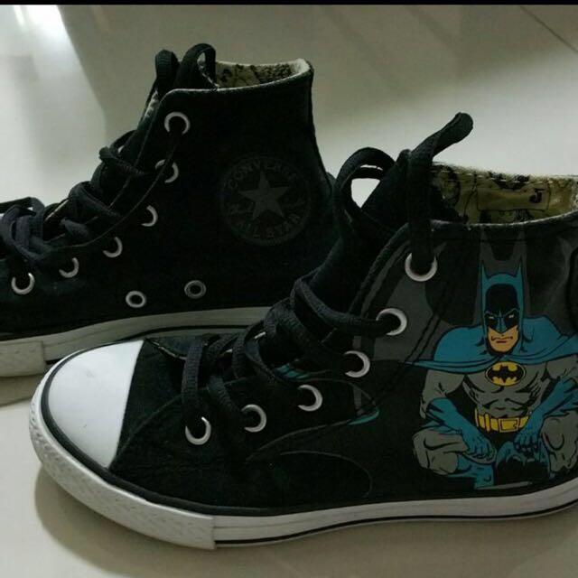 68287ce2e008 Batman Joker Limited Edition Converse Shoes