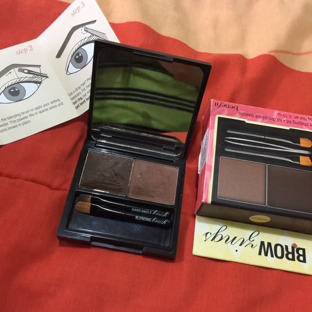 Benefit brow zings shade medium
