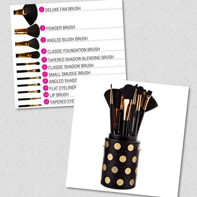 BH Dot Collection Brush Set