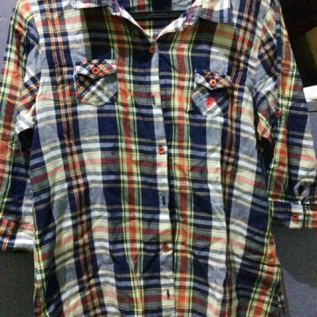 BHPC Plaid Shirt