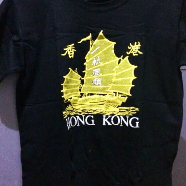 Black HK Shirt