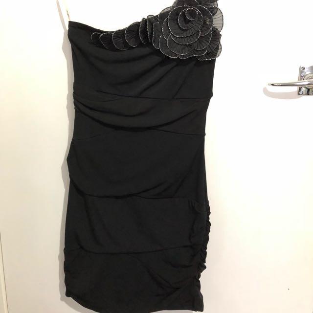 Bodycon mini dress size 10