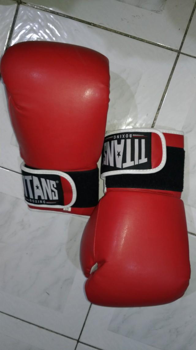 Boxing Gloves Pre-Loved