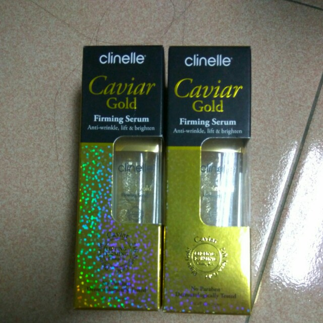Brand new clinelle firming serum