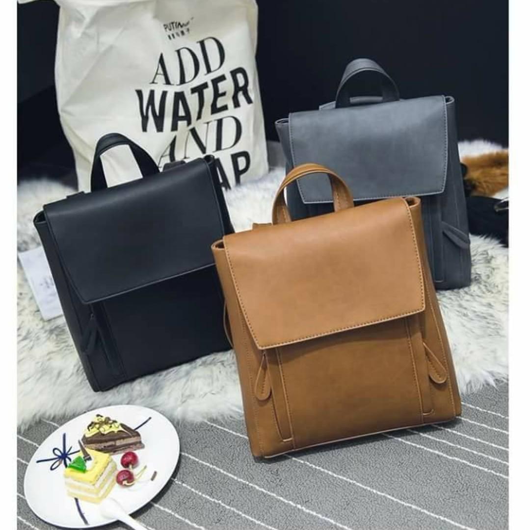 British Preppy Style Bag