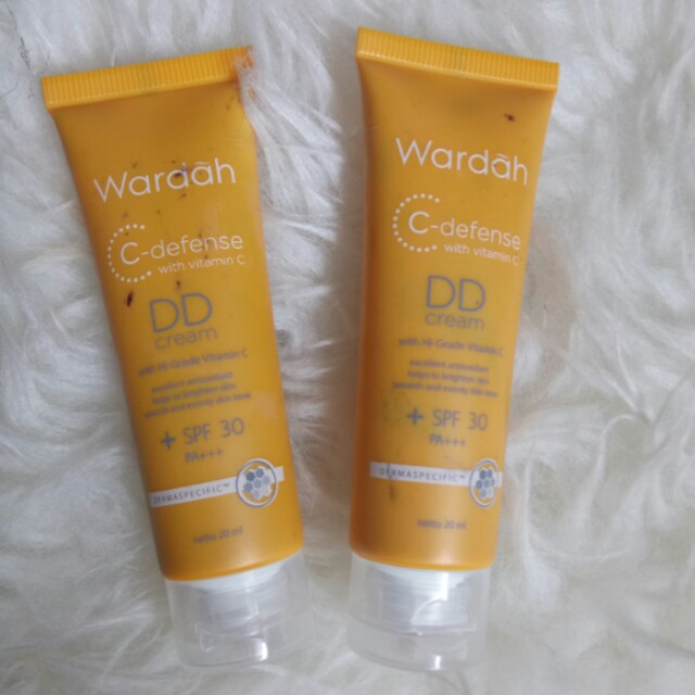 Bundle Wardah DD Cream