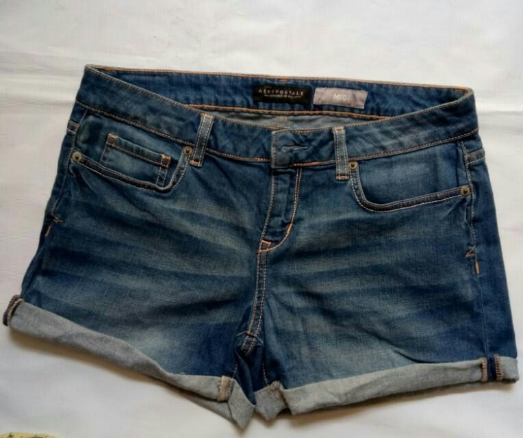Celana hot pants AEROPOSTALE