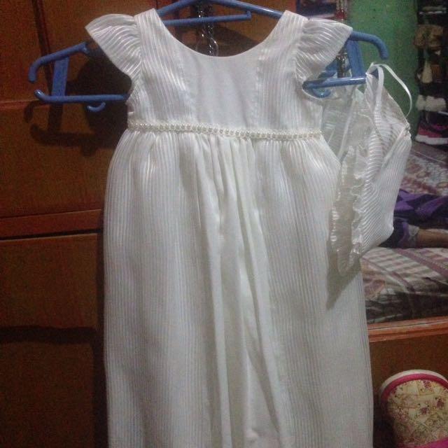 Christening Dress 👗