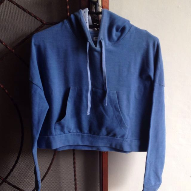Colorbox jaket crop jumper hoodie sweater