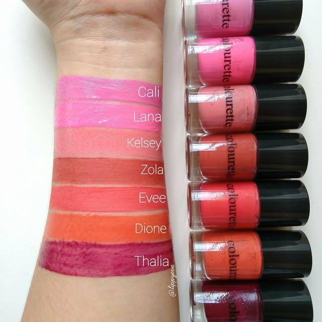 Colourette Colourtint Intense Blend Lip and Cheek oil