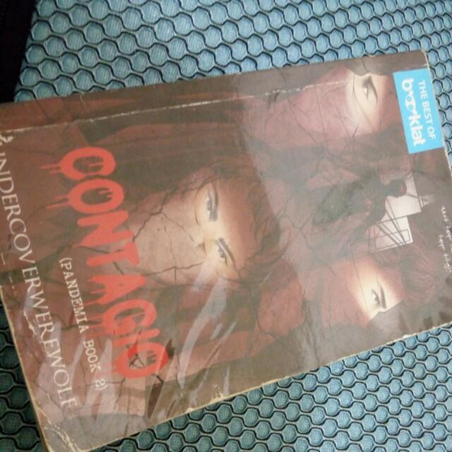 Contagio (Pandemia Book 2)