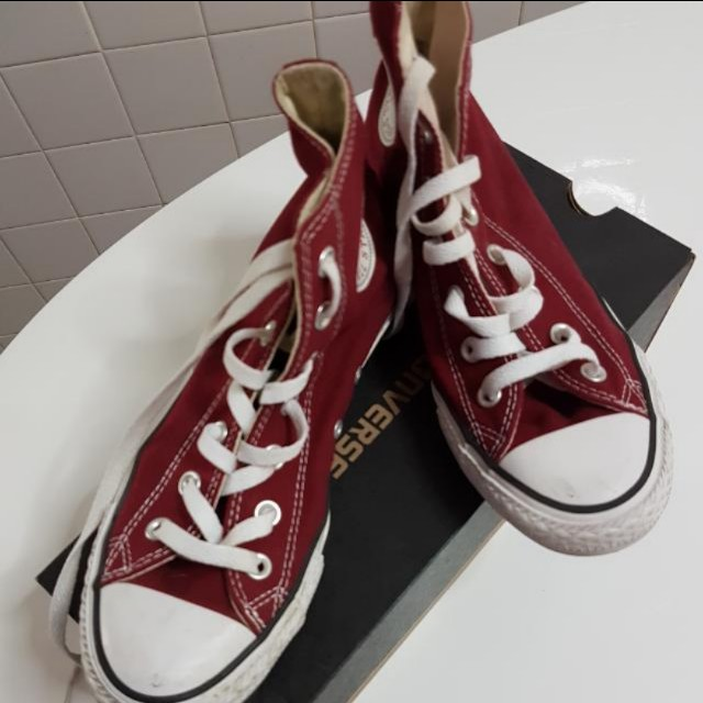 285e62cffd15 Converse Shoes Preowned (AUTHENTIC)