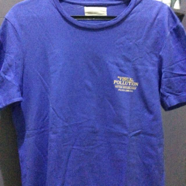 Cotton On Blue Graphic Shirt