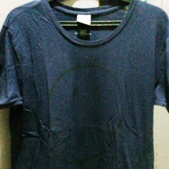 Cotton On Navy Graphic Shirt