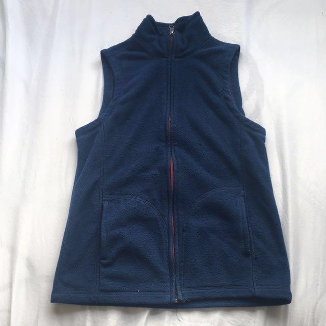 Cozy Winter Vest