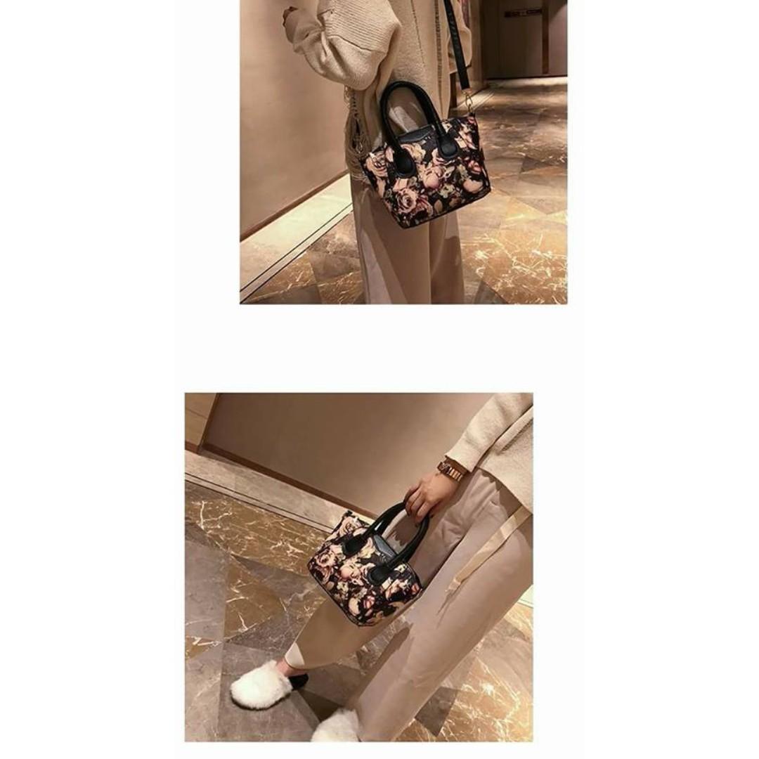 Daffodil Handbag With Sling