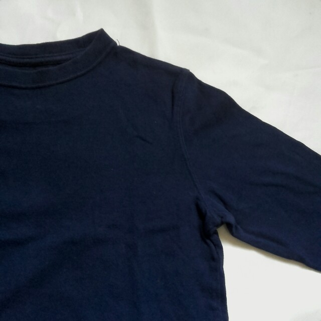 Dark Blue Long Sleeves