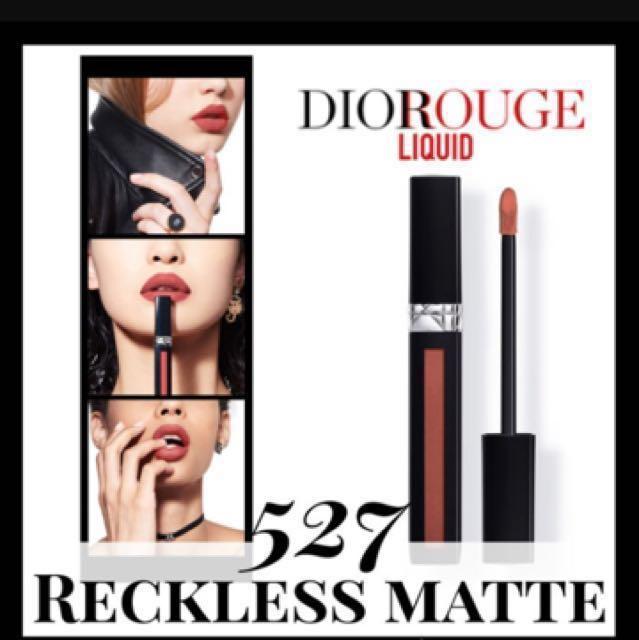 Dior 藍星唇萃 #527