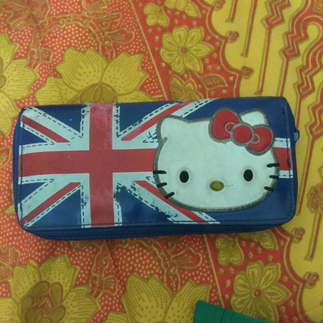 07c6578916ed Dompet Hello Kitty
