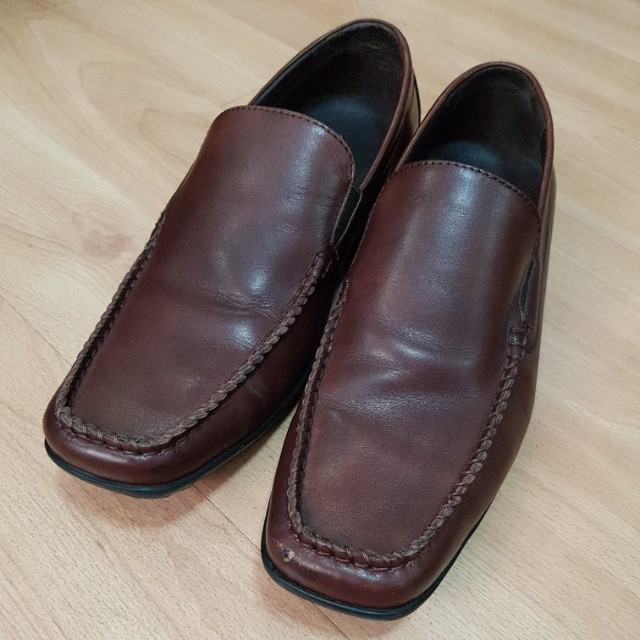 East Rock Leather Shoes