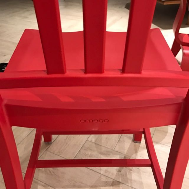 emeco coca cola chair furniture tables chairs on carousell