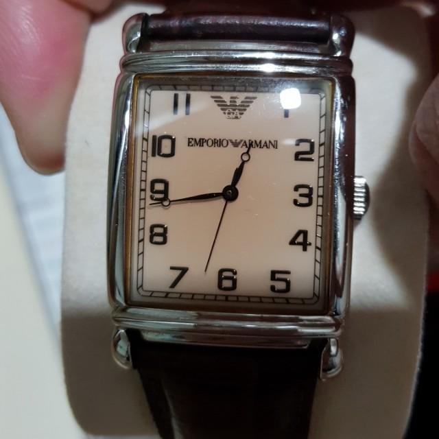 Emporio Armani Men Watch - used